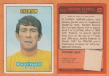 Everton Howard Kendall